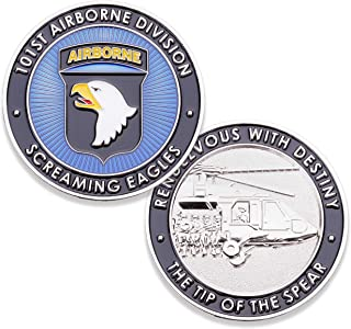 Best 101st airborne coin Reviews