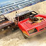 Xtreme Demolition Derby Car Racing Stunts