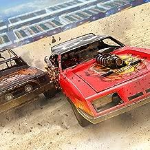 Xtreme Demolition Derby Car Racing Stunts