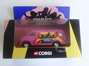 CHARLIE'S ANGELS VAN from the Classic Television Series 2001 Corgi Classics Die-Cast Vehicle