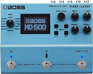 BOSS Modulation Guitar Pedal (MD-500)