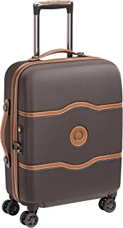 Delsey Chatelet Air Cabin Luggage One Size Chocolate