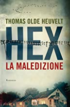 Hex, la maledizione (Italian Edition)