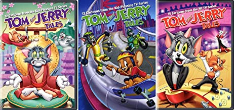 Tom and Jerry Tales: TV Series Complete Volumes 4-6 DVD Collection