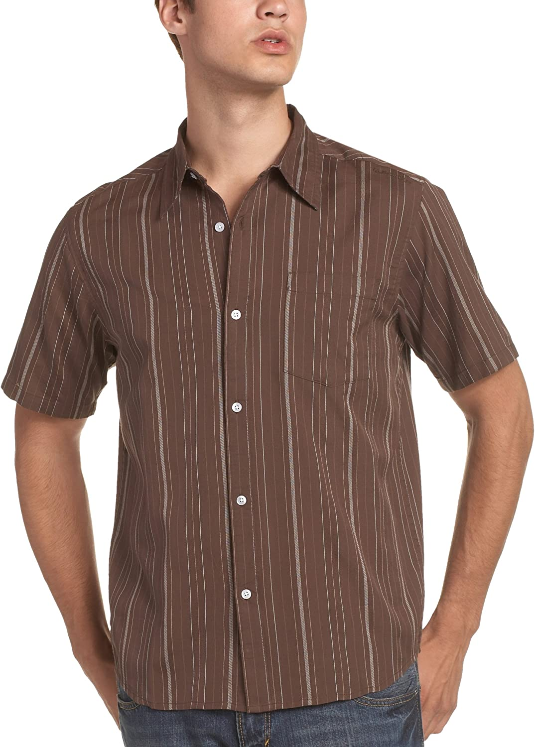 Don't miss the Raleigh Mall campaign Quiksilver Men's Medley Button Shirt Down Woven