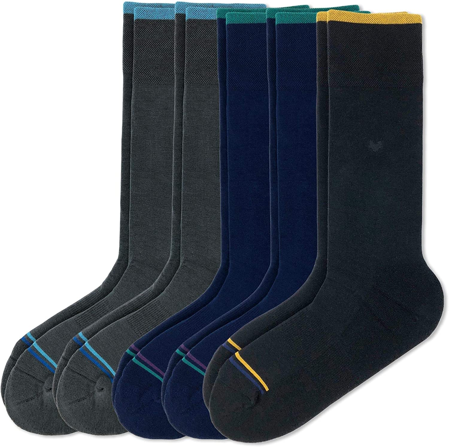 Special price for a limited Special price time High Performance Dress Socks 5-Pack