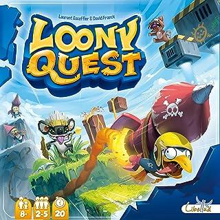 Libellud 002571 – Loony Quest, brädspel
