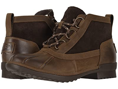 UGG Heather Boot (Coconut Shell) Women