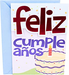 Best birthday cards in spanish for a friend Reviews