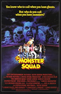 The Monster Squad (1987) Movie Poster 24x36 inches