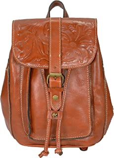 Best tooled leather backpacks Reviews