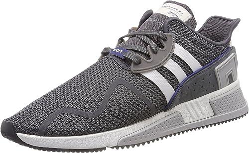 Adidas EQT Cushion ADV, Hauszapatos de Deporte para Hombre, gris (Gricin Ftwbla Balcri 000), 41 1 3 EU