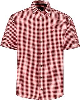 Slim-fit M/änner Hemd in vielen Karo Farben Hemd aus 100/% Baumwolle in den Gr/ö/ßen S-XXXL Almbock Trachtenhemd Herren kariert