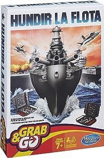 Hasbro Gaming Gaming Travel Hundir la Flota Viaje (Hasbro