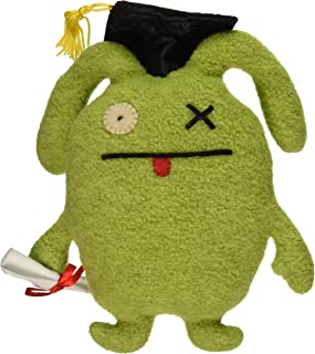 "Gund Uglydoll Little OX Graduation 7.3"" Plush"