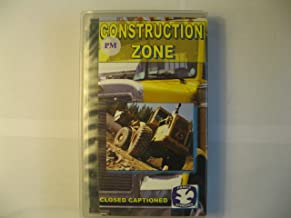 Construction Zone VHS