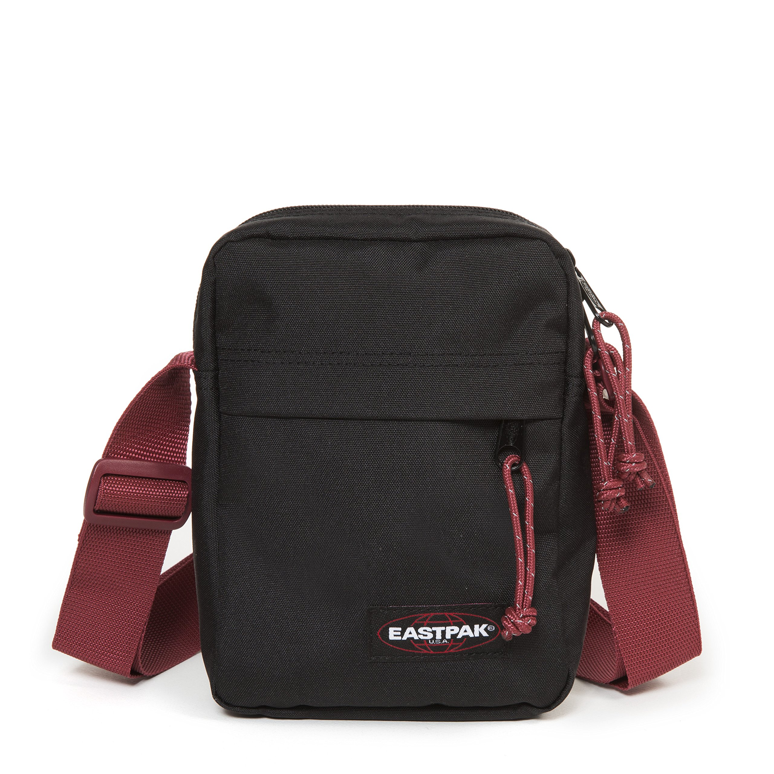 EASTPAK THE ONE SHOULDER BAG (BLACK/RED)
