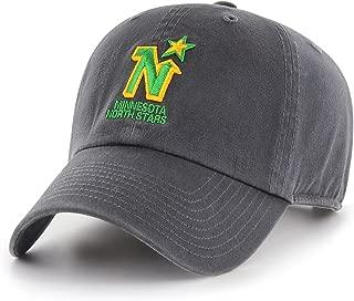 OTS NHL Minnesota North Stars Men's Challenger Adjustable Hat, Vintage, One Size