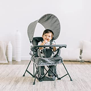 Baby Delight Baby Delight Go with Me Chair, Gray, Gray,