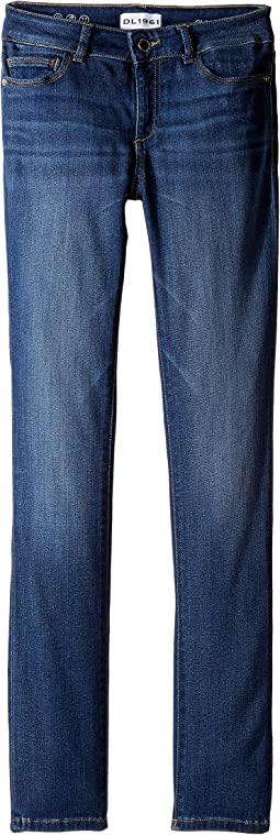 DL1961 Kids Chloe Skinny Jeans in Parula (Big Kids)