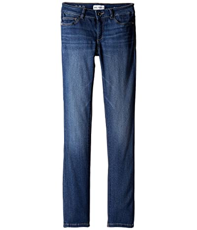 DL1961 Kids Chloe Skinny Jeans in Parula (Big Kids) (Parula) Girl