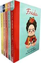 Little people, big dreams series 1 : 5 books collection bundle set ( Maya Angelou ,Marie Curie,Frida Kahlo,Coco Chanel,Amelia Earhart)