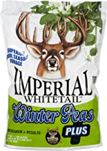 Whitetail Institute Imperial Winter Pea Plus Food Plot Seed (Fall Planting), 11-Pound (.25 Acre)