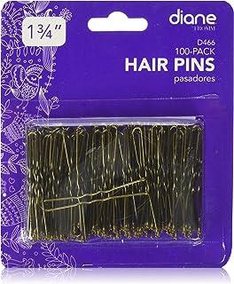 "Diane Hair Pins 1 3/4"" Bronze, 100 Count"