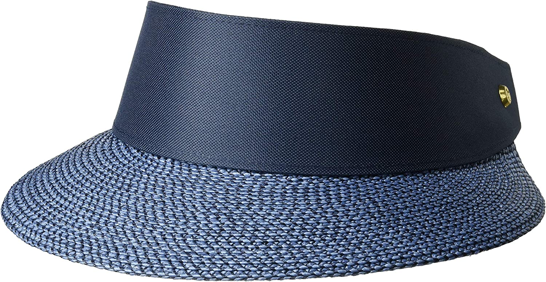 Eric Javits Luxury Women's Designer Headwear Hat  Champ Visor