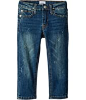 Slim Straight in Seven-Two Blue (Toddler/Little Kids/Big Kids)