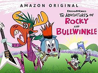 ロッキーとブルウィンクルの大冒険 シーズン1 パート2 (吹替版)