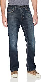 Silver Jeans Co................................... Men's Zac Relaxed Fit Straight Leg Jeans