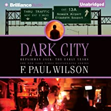 Dark City: Repairman Jack: The Early Years, Book 2