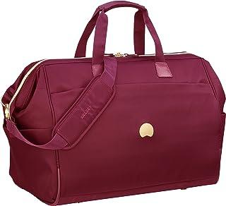 Delsey Paris Montrouge 50 Cabin Duffle Bag Travel Duffles, Red (00201841004)