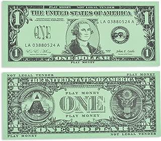 washington 1 dollar bill