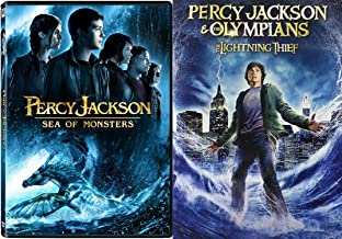 the lightning thief sea of monsters