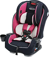 Graco Milestone All-in-1 Convertible  Car Seat, Ayla, One Size