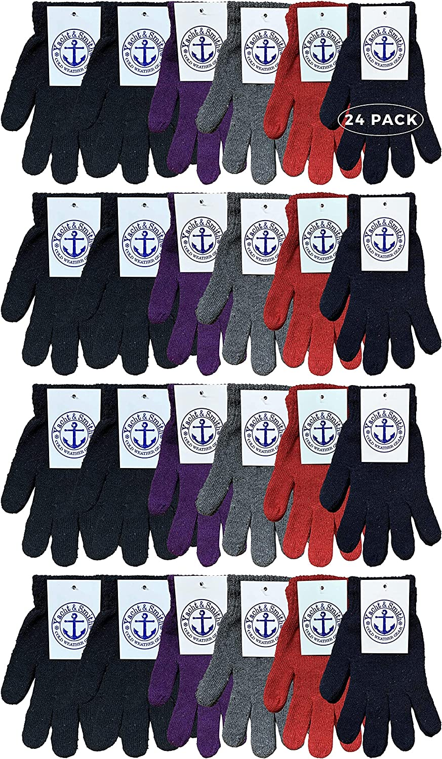 Wholesale Bulk Winter Gloves For Warm Pack Winte New mail 5 ☆ very popular order Woman Men