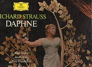 Richard Strauss: DAPHNE (Wiener Symphoniker conducted by Karl Boehm, with Hilde Gueden, James King, Fritz Wunderlich), Grandprix du disque Paris)