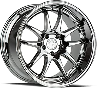 AodHan DS02 Wheel - Vacuum Chrome: 19x11 Wheel Size; 5x114.3 Lug Pattern; 73.1mm Hug Bore; 22mm Off Set.