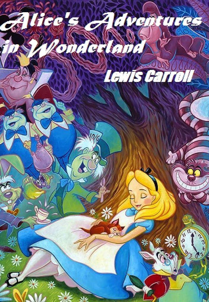 リール中毒印刷するAlice's Adventures in Wonderland (English Edition)