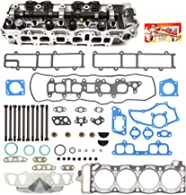 Fits 85-95 Toyota 22R 22RE 22REC 2.4 SOHC 8V Complete Cylinder Head Gasket w/Head Gasket Set Head Bolts
