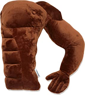 Muscle Man Pillow – Cute and Fun Hunky Husband Cuddle Companion – Boyfriend