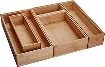 bamboo box set