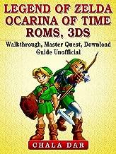 Legend of Zelda Ocarina of Time Roms, 3DS, Walkthrough, Master Quest, Download Guide Unofficial