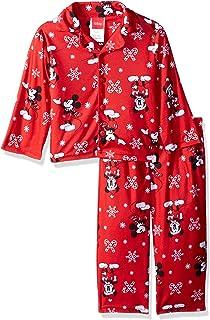 Disney Baby Mickey Mouse Holiday Family Sleepwear Collection, Ropa de Dormir para bebé