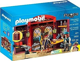 PLAYMOBIL Pirate Hideout Play Box