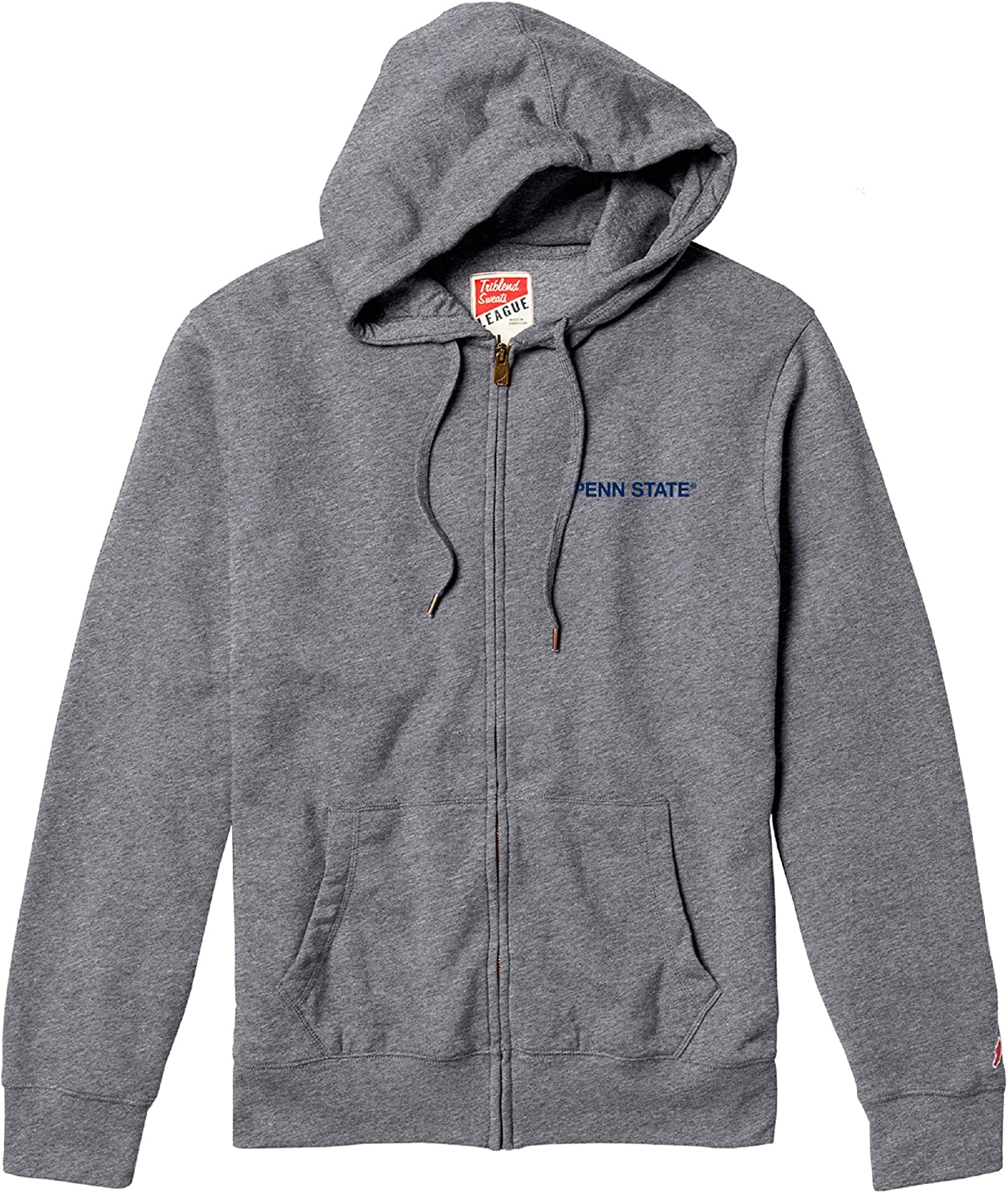 NCAA Mens League Heritage Full Zip