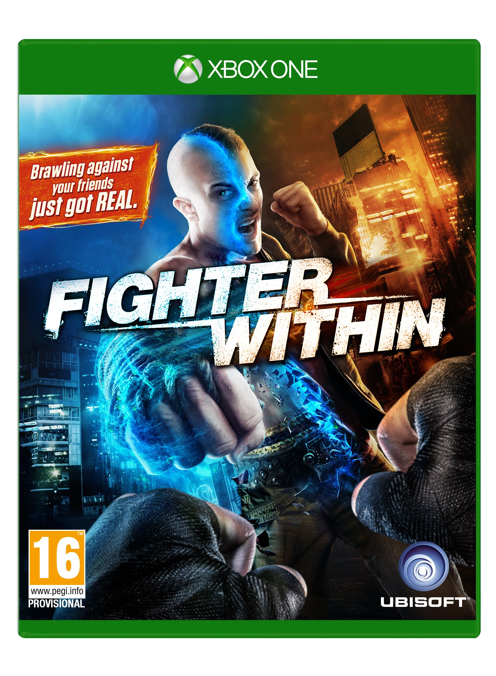 Ubisoft Fighter Within, Xbox One Básico Xbox One vídeo - Juego (Xbox One, Xbox One, Lucha, T (Teen)): Amazon.es: Videojuegos