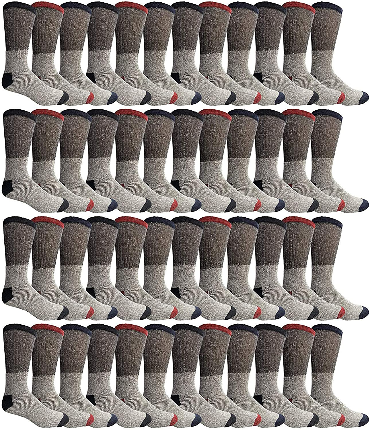 Inexpensive 48 Yacht Beauty products Smith Mens Womens Cotton Cold W Thermal Socks Crew